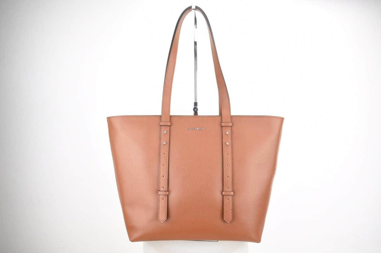 Visualizza offerta: COCCINELLE | SALDI - Shopper cuoio