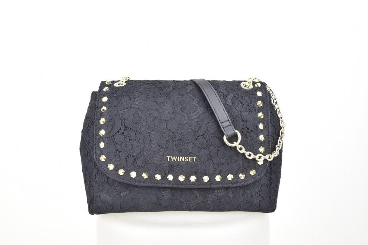 TWINSET | Tracolla pizzo
