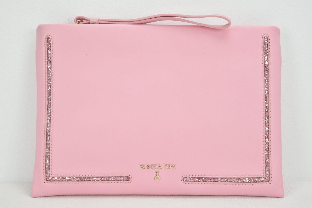 b905d7b89e PATRIZIA PEPE   Pochette rosa   Borse Last Minute