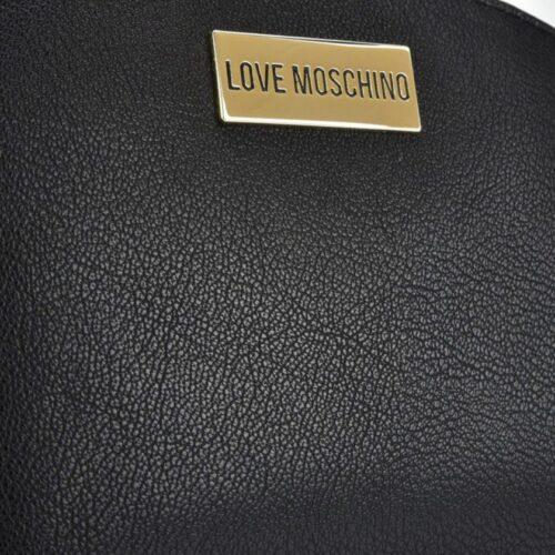 LOVE MOSCHINO Trousse nera Accessori