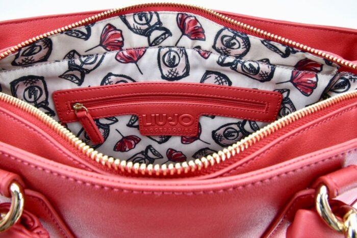 Tote Lovely U rossa Liu Jo Borse