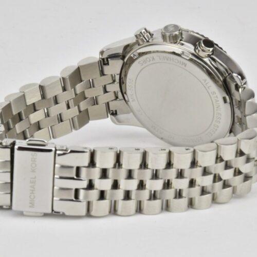 MICHAEL KORS Orologio Cronografo color argento Accessori