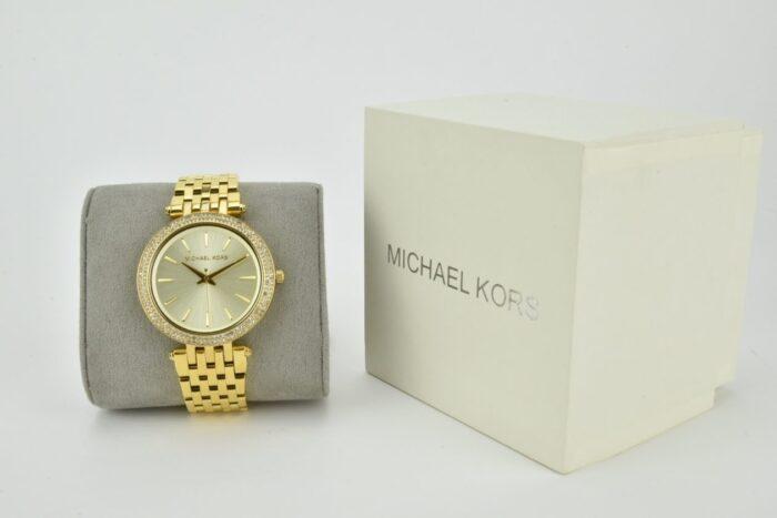 MICHAEL KORS Orologio finitura oro Accessori