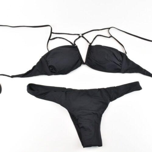JIJIL costume Bikini nero Costumi