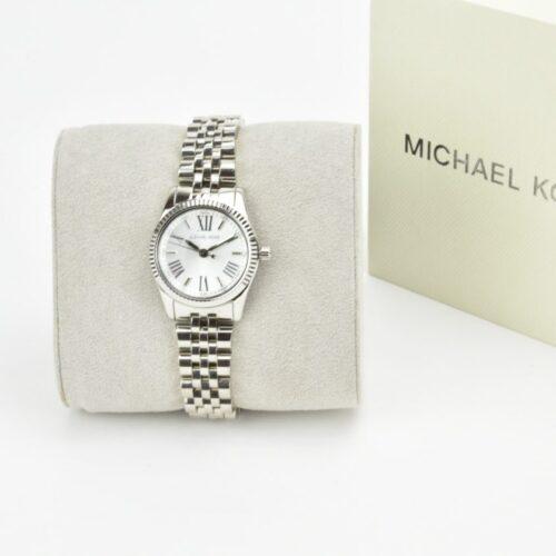 MICHAEL KORS Orologio piccolo finitura silver Accessori