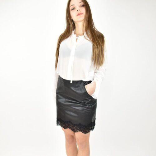 PATRIZIA PEPE camicia bianca Abbigliamento