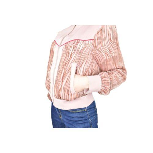 PATRIZIA PEPE giacchina rosa Abbigliamento