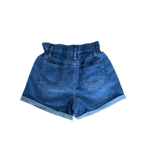 METIS GLAM Shorts jeans denim Abbigliamento