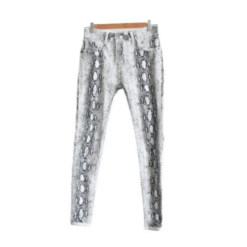 METIS GLAM Jeans reversibili 2in1 Abbigliamento