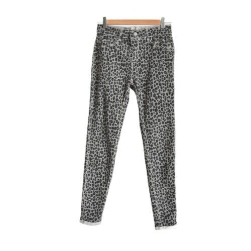 METIS GLAM Jeans reversibili 2in1 maculati Abbigliamento