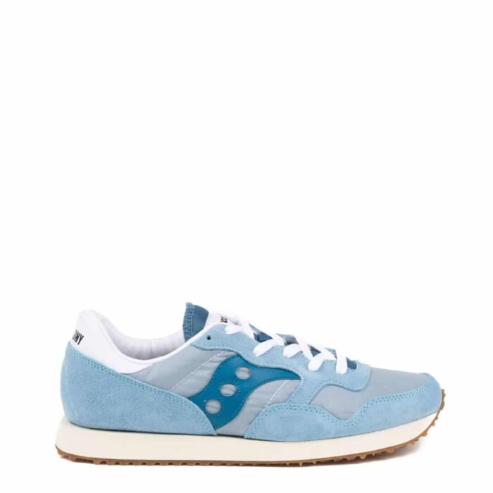 SAUCONY Sneakers uomo celeste azzurro No COD