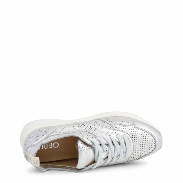 LIU JO Sneakers argento No COD