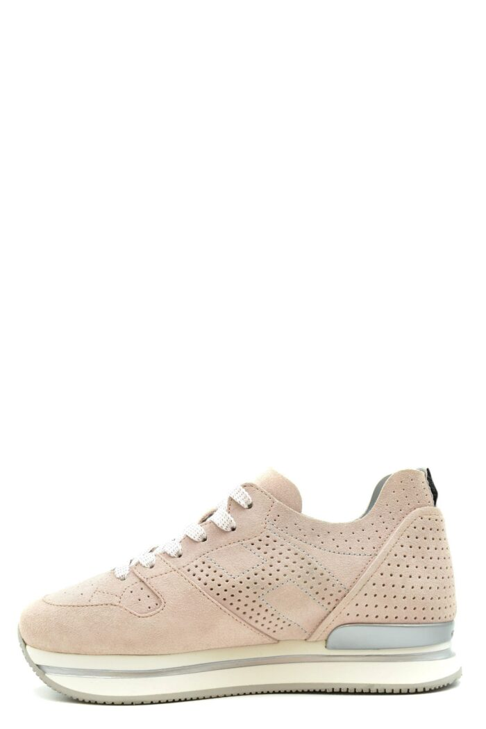 Donna Sneakers rosa Hogan