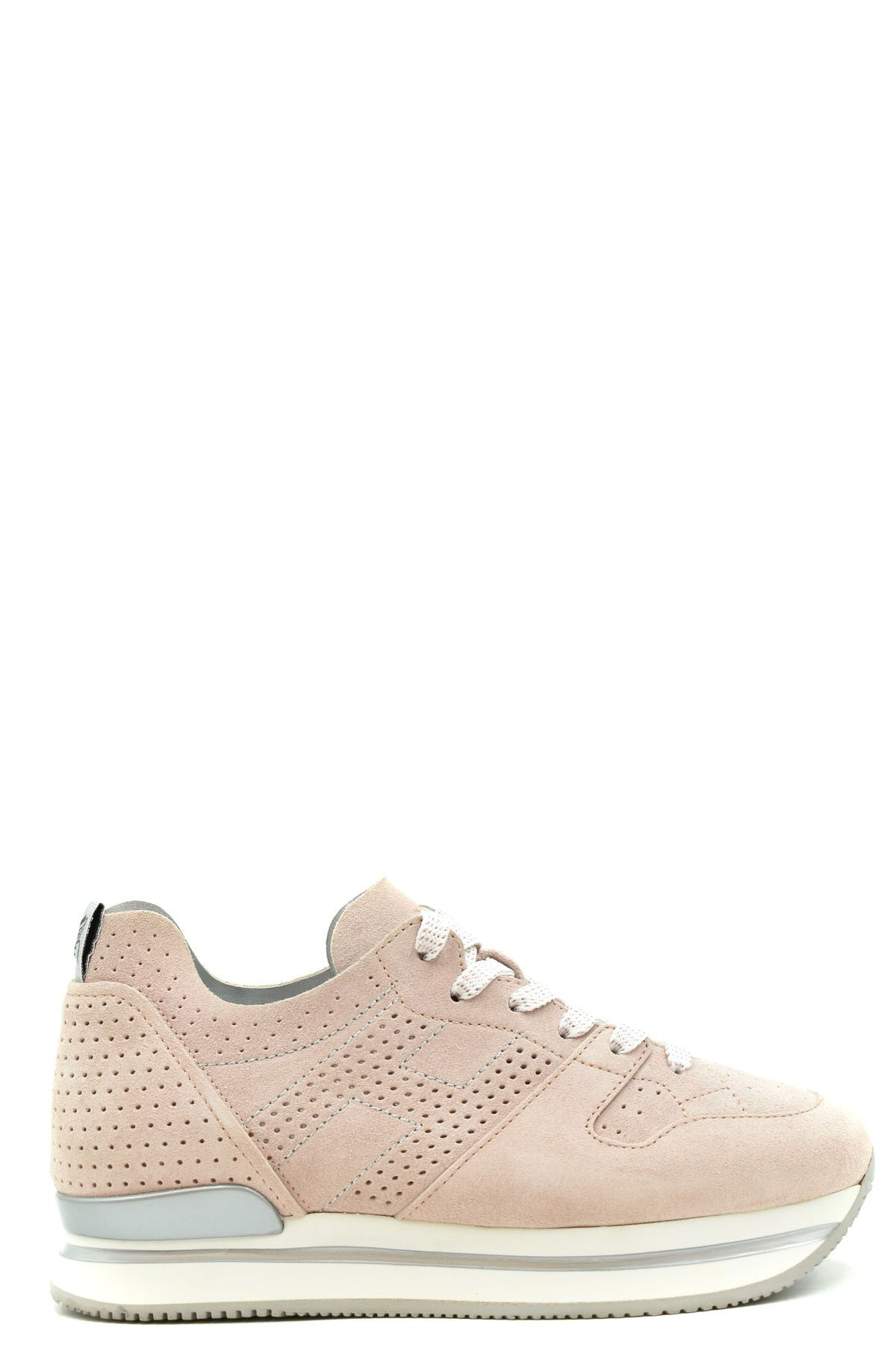 HOGAN sneakers Interactive rosa donna