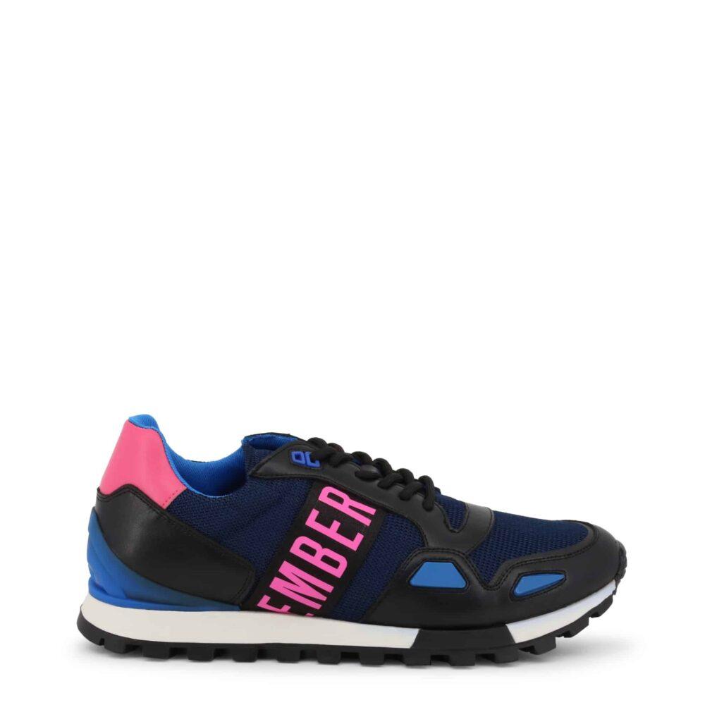BIKKEMBERGS Sneakers blu e nere No COD