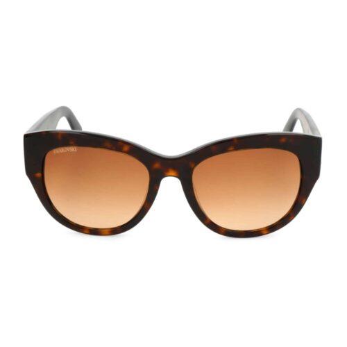 SWAROVSKI Occhiali da sole con lenti marroncino Accessori